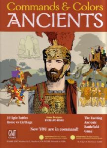 Commands & Colors : Ancients (6th Printing)